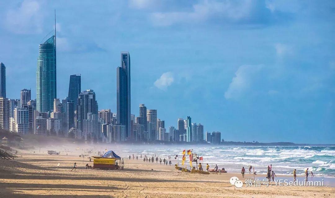 昨天澳洲幸福指数区域排行榜出炉!布里斯班内城区位居第一!