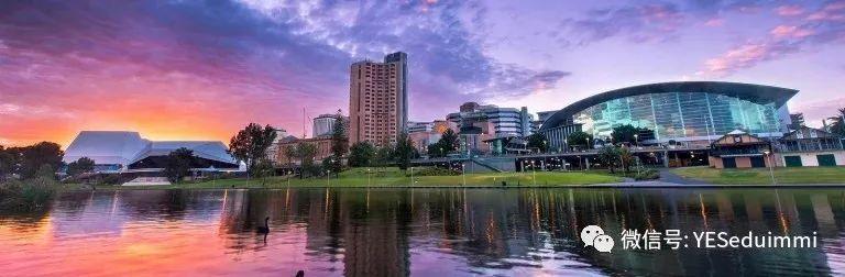 【澳洲八大之阿德莱德大学】教学一流、环境宜人、生活成本低、偏远地区移民加分!